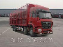 豪瀚牌ZZ5315CCQM4663E1L型畜禽运输车