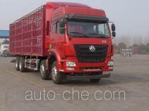 豪瀚牌ZZ5315CCQN4663D1型畜禽运输车