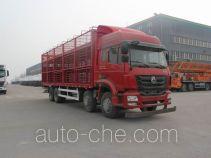 豪瀚牌ZZ5315CCQN4663E1型畜禽运输车