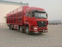 豪瀚牌ZZ5315CCQN4666E1L型畜禽运输车