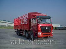 豪瀚牌ZZ5315CCYN4663E1型仓栅式运输车