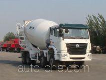 豪瀚牌ZZ5315GJBM3266C1型混凝土搅拌运输车