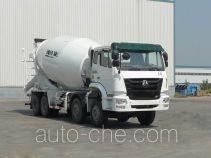 Sinotruk Hohan ZZ5315GJBN3666C1 concrete mixer truck