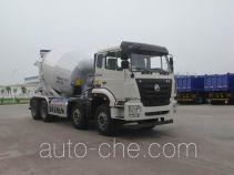 Sinotruk Hohan ZZ5315GJBN3666E1L concrete mixer truck