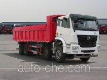 豪瀚牌ZZ5315ZLJM3866D1型自卸式垃圾车