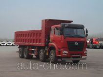 豪瀚牌ZZ5315ZLJN3263D1型自卸式垃圾车