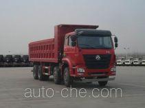豪瀚牌ZZ5315ZLJN3563D1型自卸式垃圾车