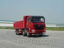 豪瀚牌ZZ5315ZLJN3566D1型自卸式垃圾车