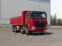 豪瀚牌ZZ5315ZLJN3566E1L型自卸式垃圾车