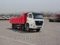 豪瀚牌ZZ5315ZLJN3866C1型自卸式垃圾车