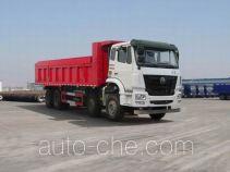 豪瀚牌ZZ5315ZLJN3866D1型自卸式垃圾车