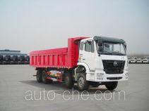 豪瀚牌ZZ5315ZLJN3866E1L型自卸式垃圾车