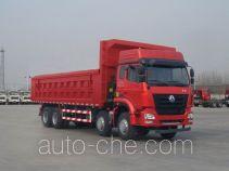 豪瀚牌ZZ5315ZLJN4666D1型自卸式垃圾车