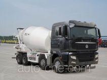 汕德卡牌ZZ5316GJBV386MC1型混凝土搅拌运输车