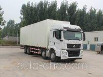Sinotruk Sitrak ZZ5316XYKN466GE1 wing van truck