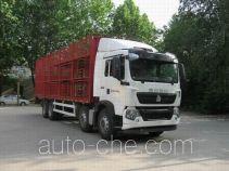 Sinotruk Howo ZZ5317CCQN466GE1 грузовой автомобиль для перевозки скота (скотовоз)