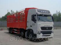Sinotruk Howo ZZ5317CCYN466NE1 грузовик с решетчатым тент-каркасом