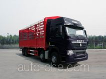 Sinotruk Howo ZZ5317CCYV466HE1 грузовик с решетчатым тент-каркасом