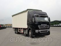 Sinotruk Howo ZZ5317CPYN466MD1H soft top box van truck