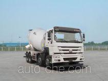 豪沃牌ZZ5317GJBN3267D1型混凝土搅拌运输车
