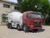 汕德卡牌ZZ5317GJBN326HD1型混凝土搅拌运输车
