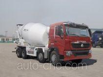 汕德卡牌ZZ5317GJBN366HD1型混凝土搅拌运输车