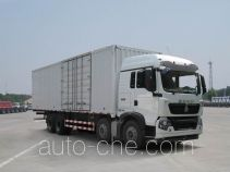 Sinotruk Howo ZZ5317XXYN466GE1 фургон (автофургон)