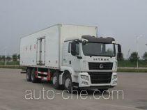 Sinotruk Sitrak ZZ5326XLCN466GE1K refrigerated truck