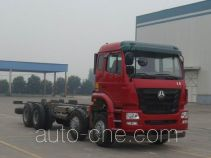 Sinotruk Hohan ZZ5385N3866D1 special purpose vehicle chassis