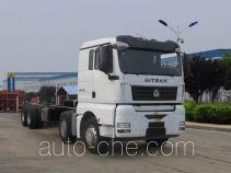 Sinotruk Sitrak ZZ5446V516HE1 шасси для спецтехники