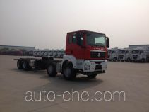 Sinotruk Sitrak ZZ5446V516ME1 special purpose vehicle chassis