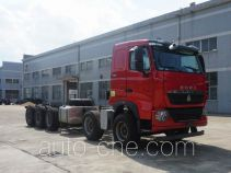 Sinotruk Howo ZZ5507V31BHE1 special purpose vehicle chassis