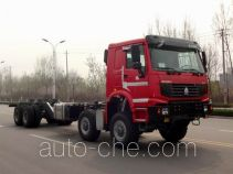 Sinotruk Howo ZZ5547TYTV5777D1 oilfield special vehicle chassis