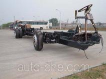 Sinotruk Howo ZZ6107GK1E5 bus chassis