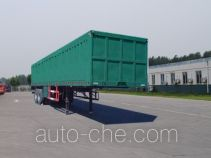 Sida Steyr ZZ9236XXY201 box body van trailer