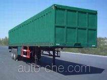 Sida Steyr ZZ9326XXY231 box body van trailer
