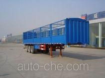 斯达-斯太尔牌ZZ9402CLX331型仓栅式运输半挂车