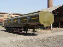 斯达-斯太尔牌ZZ9406GYY331型运油半挂车