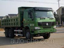 Zhongshang Auto ZZS3252 dump truck