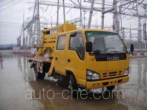 Zhongshang Auto ZZS5040JGK aerial work platform truck