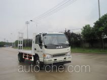 Zhongshang Auto ZZS5080TPB flatbed truck