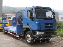 Zhongshang Auto ZZS5166TPB flatbed truck