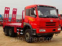 Zhongshang Auto ZZS5200TPB flatbed truck