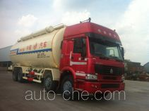 Zhongshang Auto ZZS5311GFL low-density bulk powder transport tank truck