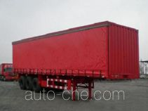 Zhongshang Auto ZZS9350XXY curtainsider trailer