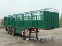 Zhongshang Auto ZZS9380CLX stake trailer