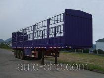 Zhongshang Auto ZZS9401CLX stake trailer