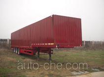 Zhongshang Auto ZZS9402XXY box body van trailer