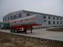 Zhongshang Auto ZZS9403GHY chemical liquid tank trailer