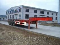 Zhongshang Auto ZZS9403TJZG container transport trailer
